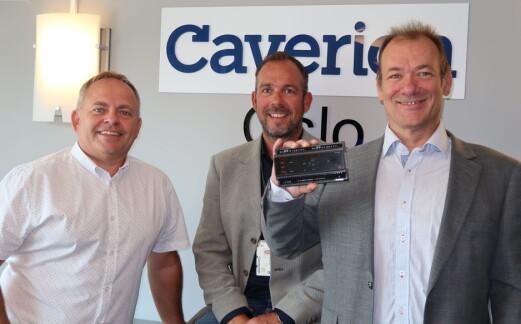 Caverion satser på ICT-plattform:– Sikker og brukervennlig