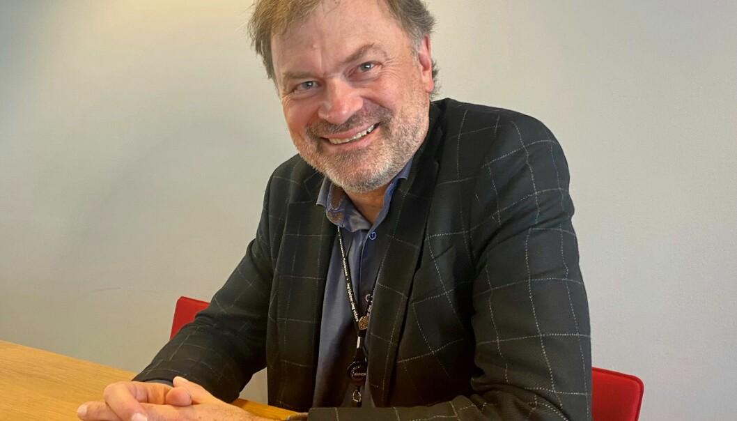 Avarn Security har ansatt Harald Gjengstø som HR-direktør
